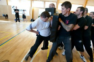Krav Maga Antiterror Training