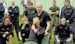 Krav Maga pro policisty a ozbrojené složky