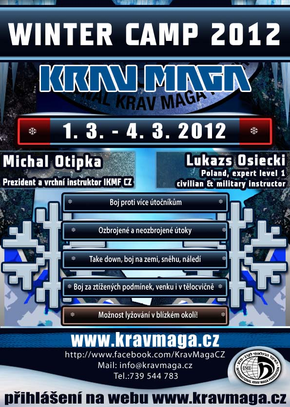 Krav Maga Winter Camp 2012