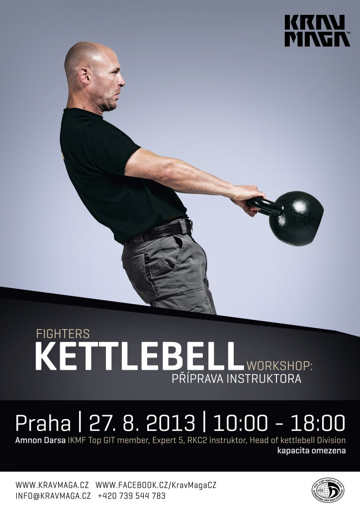 VIZUAL kettlebell workshop ins Amnon